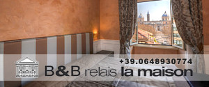 Bed and Breakfast a Roma - Casa Vacanze - B&B Relais la Maison Roma